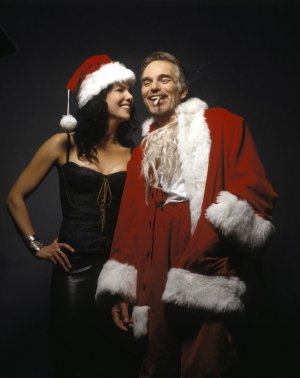 Bad Santa: Wallpapers, Shots, Covers, Posters