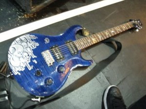Photos of Guitars from Mike Shinoda