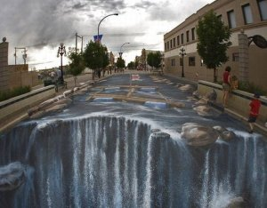 Asphalt Paintings
