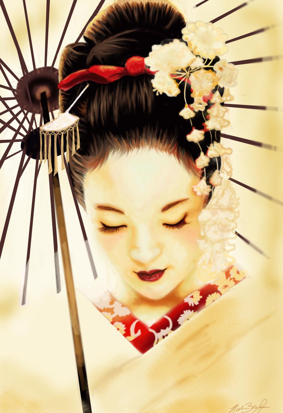 geisha girls pictures