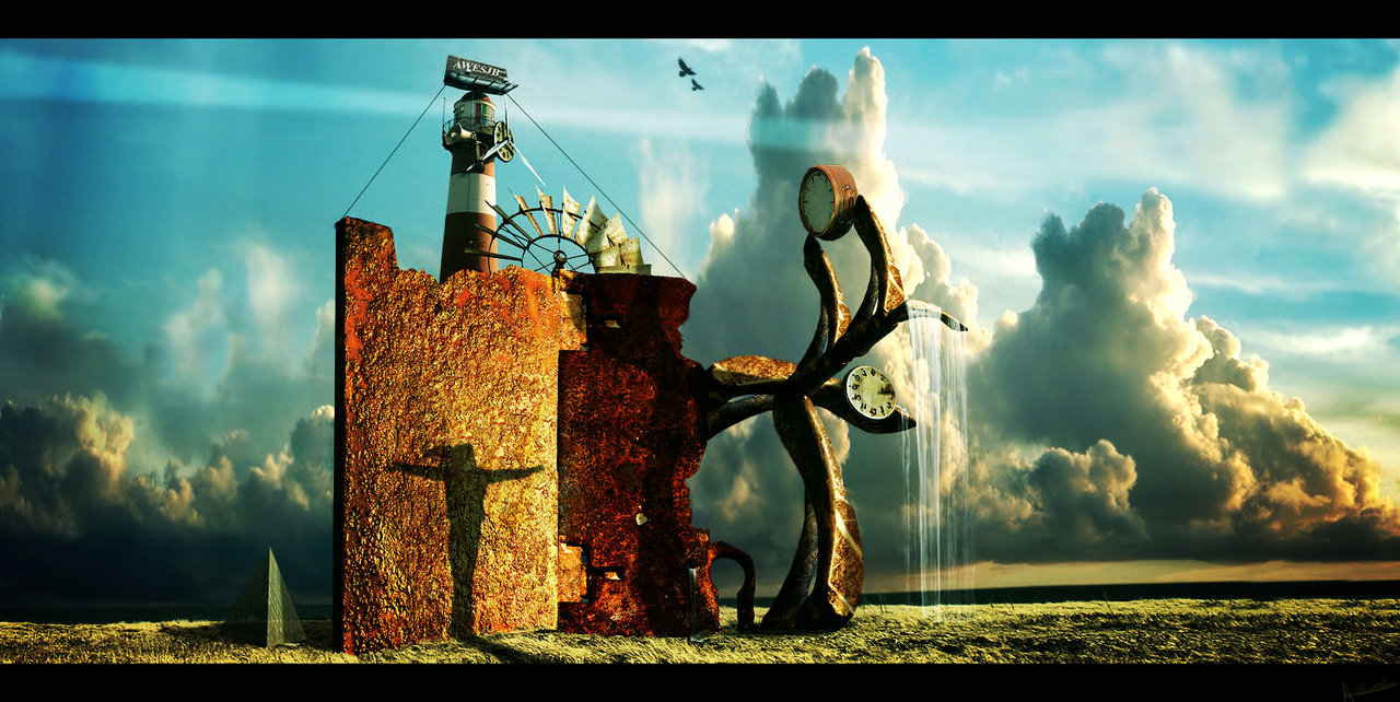 Gran Coleccion de Imagenes Surrealistas -http://dphclub.com/static/posts/2008-02/dphclub.com_1203600932last_of_their_kinds_by_adoniswerther.jpg