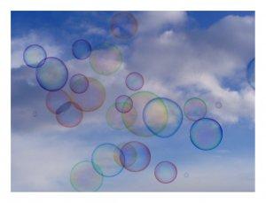 Мыльные<br />  пузыри