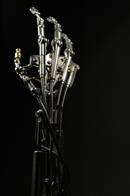 Robots' Microworld