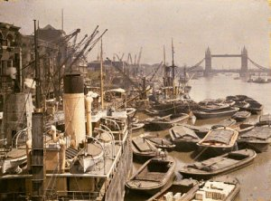 Color Photos of Great Britain, Beginning of 20th Century