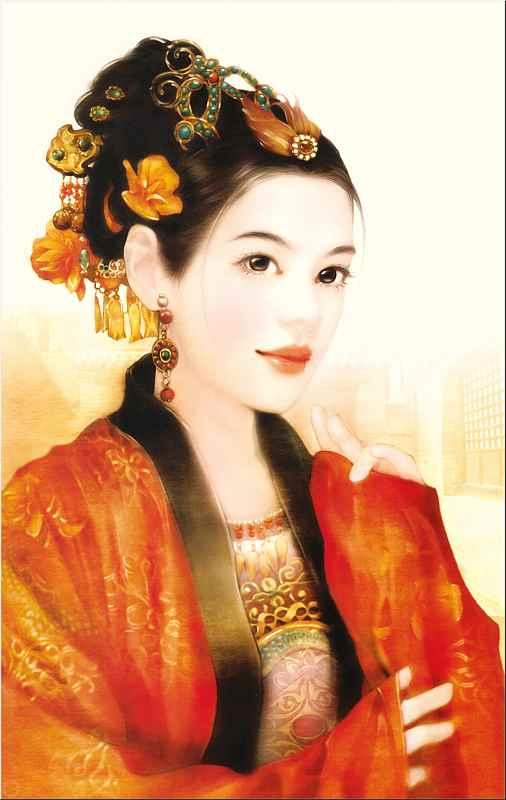 фото красивых китаянок крупным планом