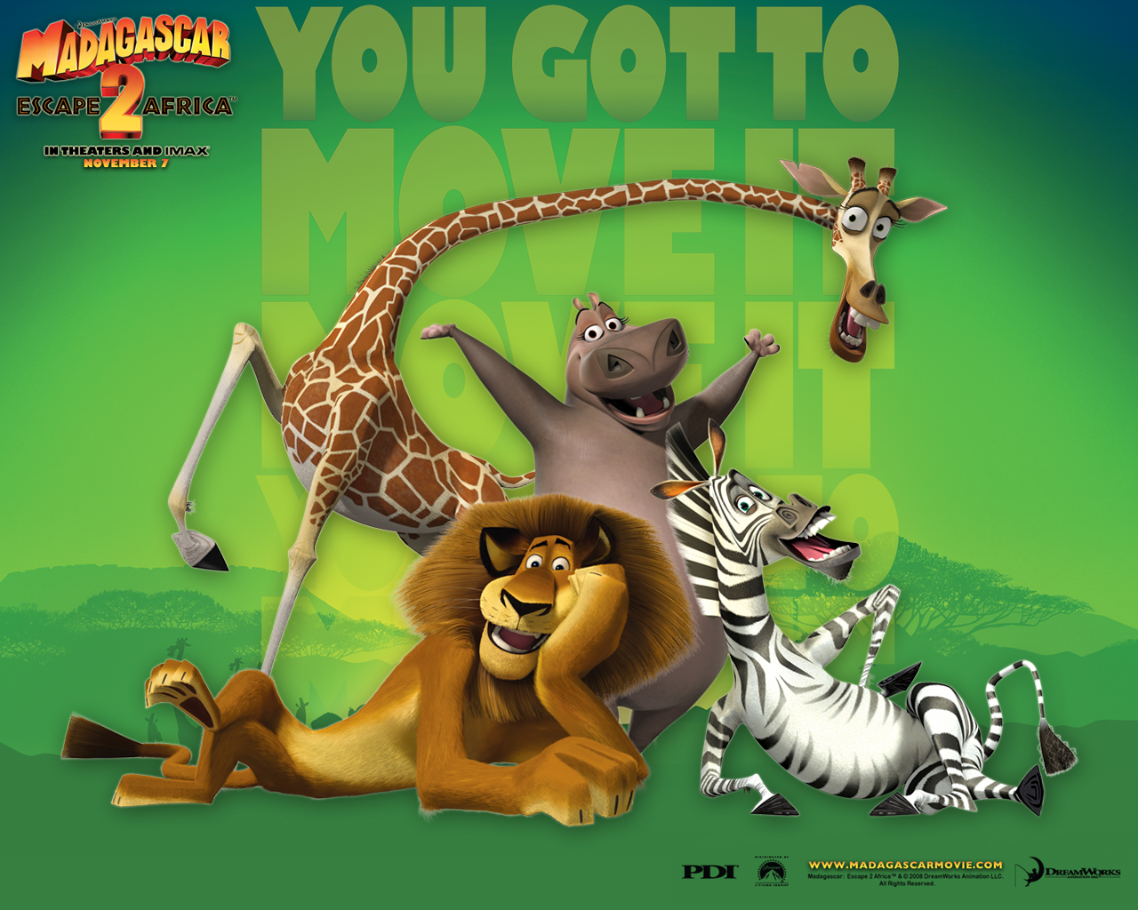 Madagascar wallpaper poster avatars beautifully - Madagascar wallpaper ...