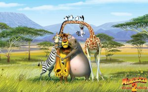 Madagascar: Wallpapers, Poster, Avatars