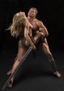 Gladiator Photo