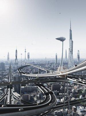 Benedict Campbell: Photos of Future