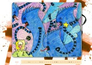 Moleskine Calendar