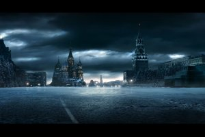Red Square of the Night Watch