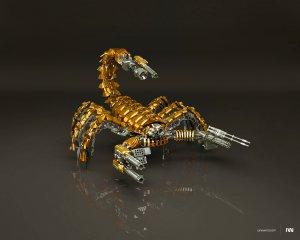Golden Scorpio