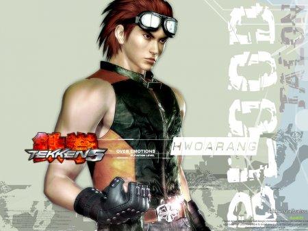 Tekken themed wallpaper