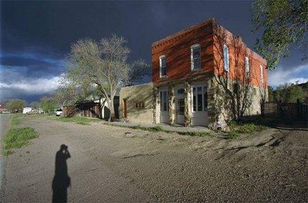 Cimarron - a Ghost City
