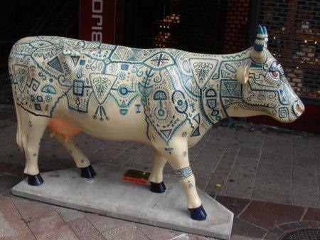 Cow Parade (Geneva, Nice)