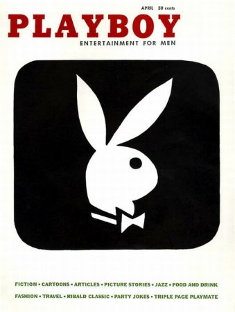 Playboy Covers 1956
