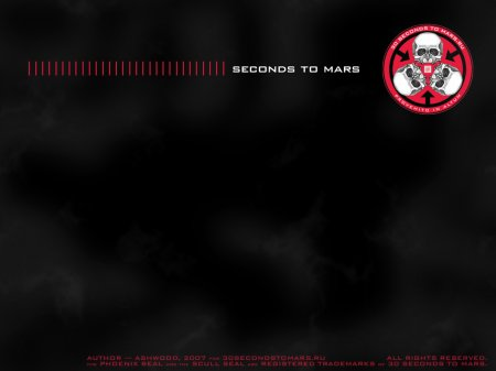 30 seconds to Mars Wallpapers