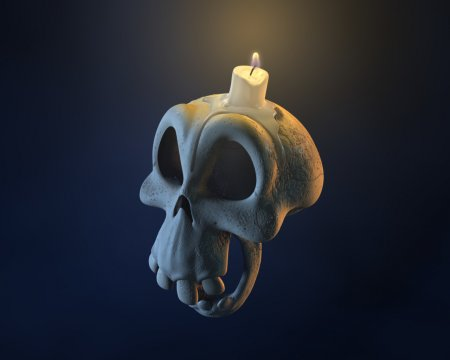 Pictures of skulls